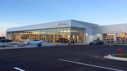 Image Result For Cadillac Dealership Bay Area